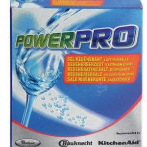 Регенерирующая соль для посудомоечных машин PowerPro